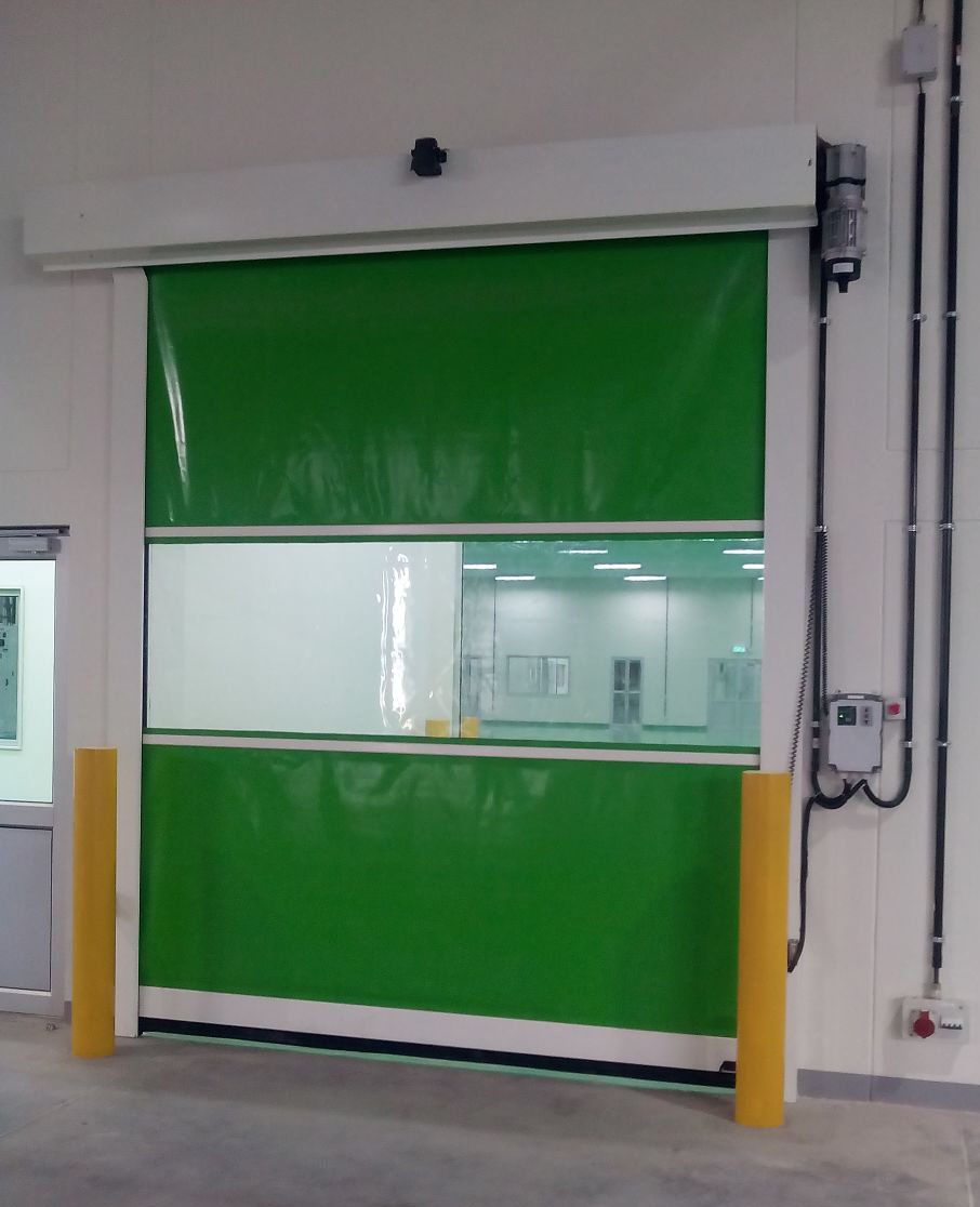 high speed rapid doors